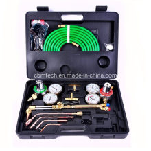 Portable Gas Welding Kit with Cutting Torch