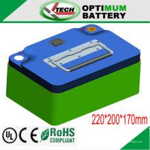 Pack de bateria de lítio-íon de ciclo profundo 24V 30ah