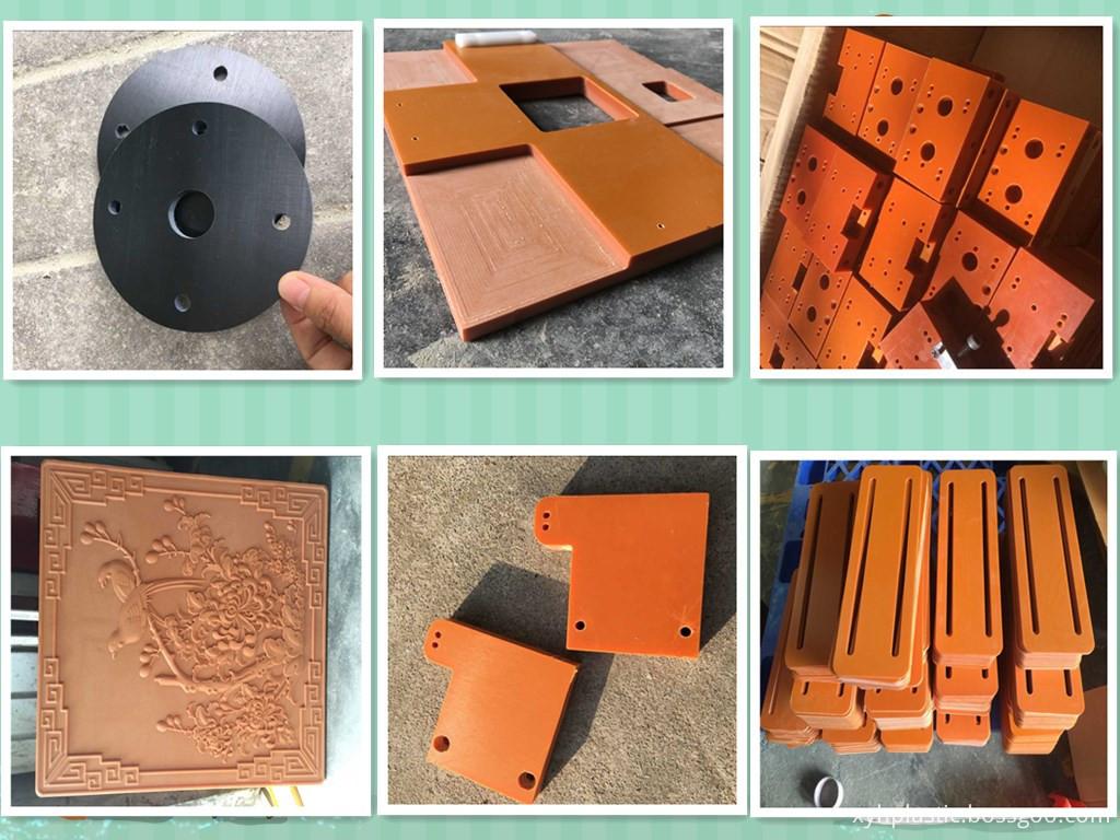 CNC machine bakelite sheet