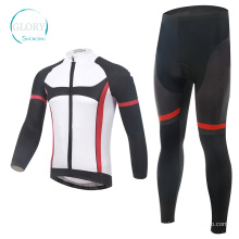 100% Polyester Man′s Cycling Wear