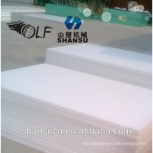 White PVC printable foam board for Sign, waterproof WPC celuka plate / WPC foam board/ PVC foam sheet for construction