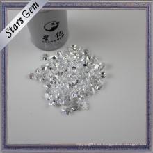 Lab Created Pear Shape Diversas formas y tamaños Diamond CZ