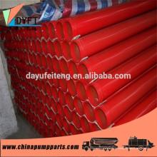 Verschleißfestes Betonpumpe-Rohr (Fabrikadresse ist Cangzhou-Stadt, Hebei-Provinz, China) Hebei Dayu Feiteng Abnutzungs-Rohr