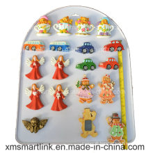Polyresin Sculpture Refridgerator Magnet Crafts