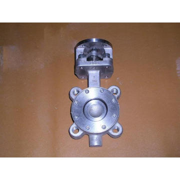 Lug Type Butterfly Valve for High Performance Bare Shaft