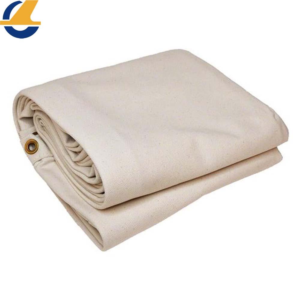 cotton canvas tarps