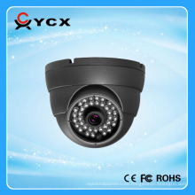Nueva venta caliente AHD TVI CVI CVBS 4 en 1 Cámara CCTV híbrido Cúpula de la cámara Vandalproof Case HD Video ajustar a través de cable OSD