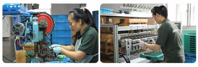 Welding and winding production of BHF/IP65 Insulation/protection Class electromagnetic valve coils