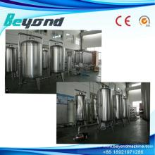 Sistema de purificador de água mineral automático RO