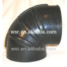 mangueira de borracha moldada do cotovelo certificada por ISO9001 & TS16949