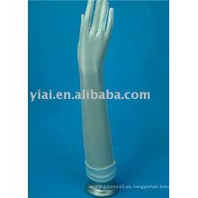 2013 codo guante de novia con los dedos 007