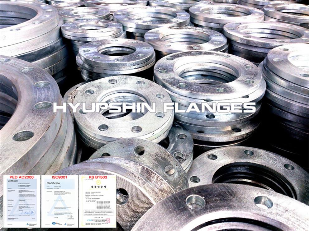Hyupshin Flanges Backing Ring Td Zinc