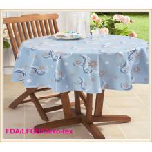 Printed Popular Designs Waterproof PVC Table Cloths
