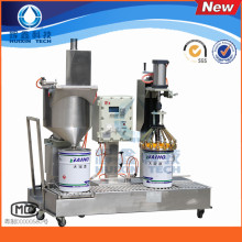 Automatic 20L Paint Filling & Capping Machine