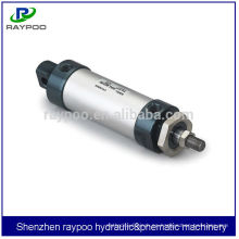 Cilindro neumático se aplica a la maquinaria de embalaje china