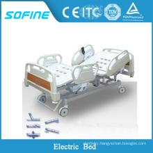 Hospital Equipment Five-function Electric Bed