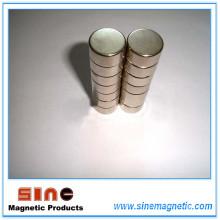 Permanent Disc Samarium Cobalt Magnets Haute température de travail