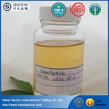Transfluthrin Mosquito Coil Repellent Pyrethroid