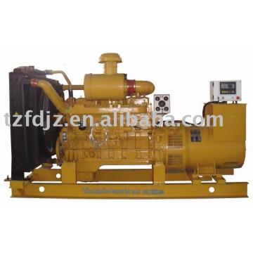 Китай дизельный генератор сделал(серии 300 кВт Shangchai)