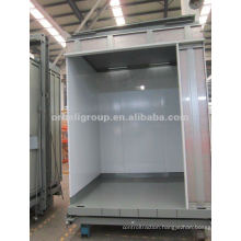 Elevator car cabin