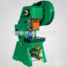 Máquina perforadora de aluminio
