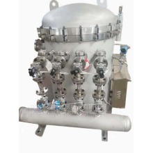 Sinofiltec Stainless steel  Dust Collector