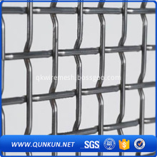 Flat Top Crimped  Wire Mesh Suppliers