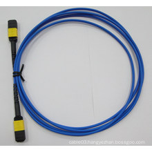 MPO/APC-MPO/APC Fiber Optic Cable for FTTH Data Center