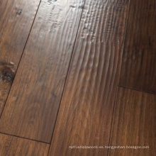 Handscraped Engineered American Walnut Flooring