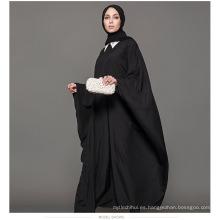 Propietario diseñador marca OEM fabricante de etiquetas ropa islámica mujeres vestidos musulmanes dubai abaya