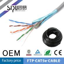 SIPU профессиональный utp stp ftp sftp cat5e сетевой кабель изготовителей