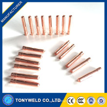 WP-9 tig welding collet 13n23 with 2.4mm size