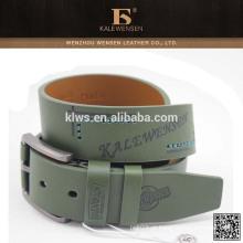 As cores variáveis do material da mudança da alta qualidade estão disponíveis para a correia de cintura dos homens