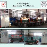 China Popular Tyre Curing Press Machine