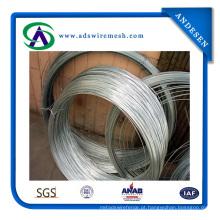 Fábrica direta de venda de zinco banhado a quente galvanizado fio para Made in China