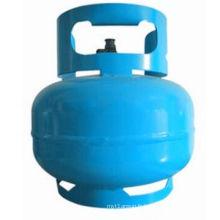 Mini bouteille de gaz LPG et bouteille de gaz