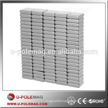 N35SH F10x10x3mm Square NdFeB Block Magnet