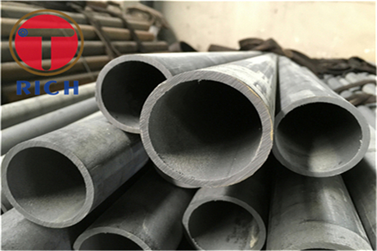 Heat Exchanger Boiler Steel Tube High Pressure Service