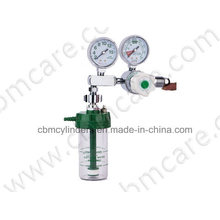 Medical Bullnose Oxygen Regulator (Western Style)
