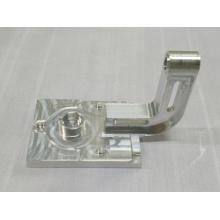 CNC-Bearbeitungsteile Aluminiumprofil ohne Anodisierung