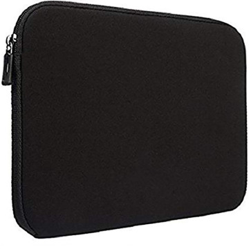 Nouveau Design 15.6 Black Laptop Sleeve with Hand