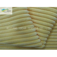 7W Polyester Nylon Blended Corduroy Fabric