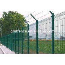 GM горячее сбывание PE coted высокое качество самый лучший садовый забор цены с почтой