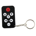 TV Mini Keychain with battery Universal Remote Control for Philips for Sony for Panasonic for Toshiba Free shipping
