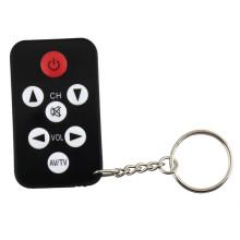 TV Mini Keychain avec batterie Télécommande universelle pour Philips pour Sony pour Panasonic pour Toshiba Livraison gratuite