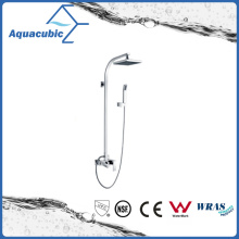 Wall Mount Chromed Single Handle Bath Shower Tap (AF6028-7B)