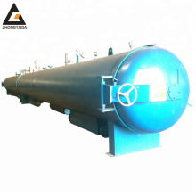 Electrical Rubber Roller Vulcanization Autoclave / Rubber Pressure Chamber