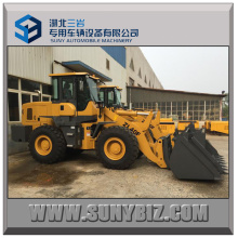 Wheel Loader Zl40f with Cummins Engine