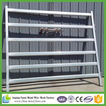 Livestock Supplies Galvanized Steel Used Cattle Panels