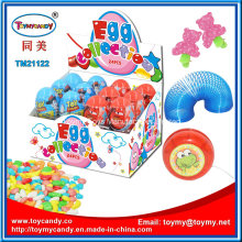Small Surprise Egg Toy with Candy